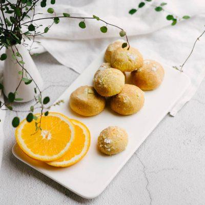 Apelsinukai su šokolado gabaliukais
