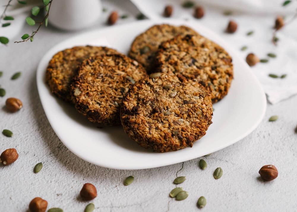 Karališki avižiniai sausainiai